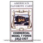 Commercial Model T's '12-'27. America's Favorite cars, - DVD-CMT