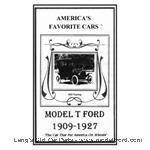 DVD, MODEL T's FORDS 1909-1927, America's Favorite cars - DVD-MTF