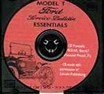 Model T Service Bulletins on CD-ROM - P7-CD