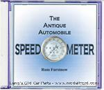 Model T The Antique Automobile Speedometer, DVD - TAAS-DVD