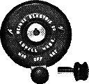 Model T Heinze switch with key - 4638A