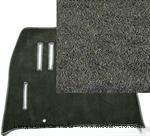 Model T Front carpet, Coupe, gray nylon KIT - FCC1A251