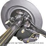 Model T Sure Stop Disc Brake Kit 26-27 Wire Wheel - 2565C