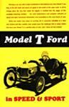 P3 - Model T Speed and Sport. book