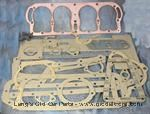 Model T 3002SC - Engine gasket set with copper head gasket