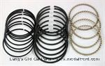 Model T 3023HC.020 - Piston rings, for high compression pistons, .020 oversize