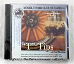 "CD7-5 - ""T"" Tips - Model T Safety Part 1 DVD."