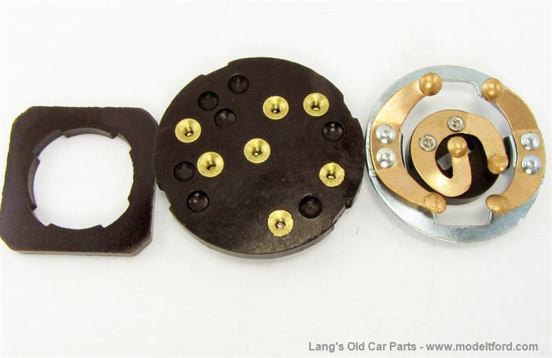 Ignition switch repair kit, clip type