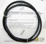 Model T Speedo.cable kit with 4 foot cable with Ford Special ends - CKITF4