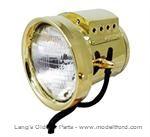 Model T Speedster Brass Electric Headlight - T-SPHL