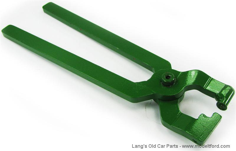 Model T Brake Rivet Tool : Model t tubular rivet setting tool for emergency brake