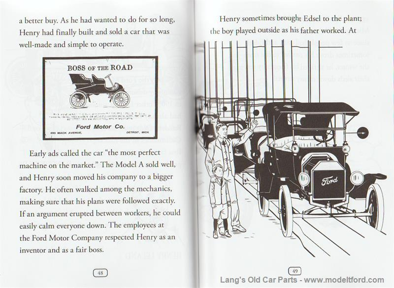 ford model t inventor