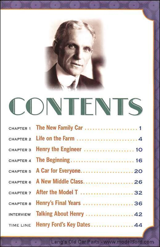 TIME For Kids® Biography: Henry Ford