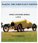 Model T Speedster bodies, A to Z, CD - P2