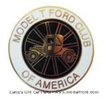 Model T Ford Club of America, Hat, Lapel pin or Tie tack - A-FCT