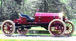 Model T Race Car Body, (Speedster), Wooden - BODY-RC
