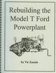 Model T Rebuilding the Ford Power Plant, book - T-RFP