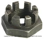 Model T 2708 - Spindle nut, left hand thread for RIGHT side of the car