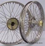 Model T Wire Wheel, Non-Demountable Clincher Rim