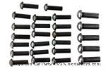 Model T Frame Front cross member rivet set EARLY style. - 2853RIVE