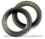 Model T Front Hub dust ring, steel, for Prudden wheels - 2808P