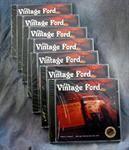 Model T Vintage Ford Magazines on CD, set of 7 - MTFCA-CD