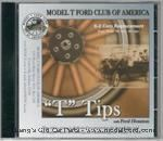 Model T Cam replacement. - DVD-6-2