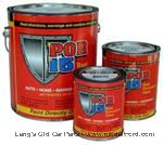 Model T POR-15, Black gloss paint, 1 gallon - POR-15GAL