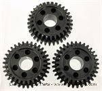 Model T Triple gears, set of 3 - 3313