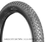Model T 30 x 3 Wards Riverside Tire, Black, original Wards tread - TIRE1WARD