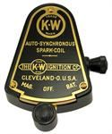 Model T K-W coil box switch with key - 4678KW