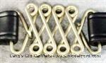 Model T Stainless steel scissor springs clip for hood strap - 4052SSPR