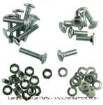 Model T 4813 - Running board bolt set