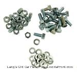 Model T 4865BS - Fender to splash apron bolt set