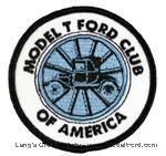 A-FCP - Model T Ford Club of America-Cloth patch