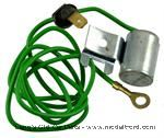 Model T DT-CONBQ - Condenser, for our distributors or any 009 Bosch distributor