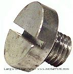 "Model T 2877B - 21"" Split rim lock screw."