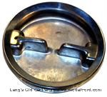 Model T 2901 - Gas Cap, early recessed style.